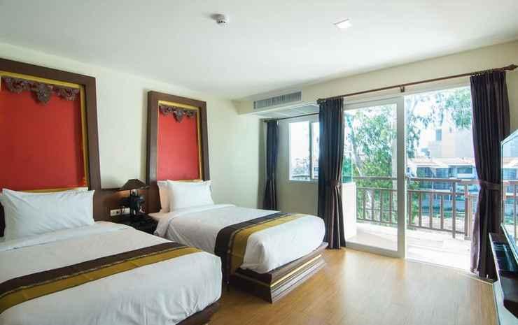 Royal Heritage Pavilion Jomtien Boutique Resort Chonburi - HERITAGE SUPERIOR SEAVIEW -TWIN/DOUBLE BED