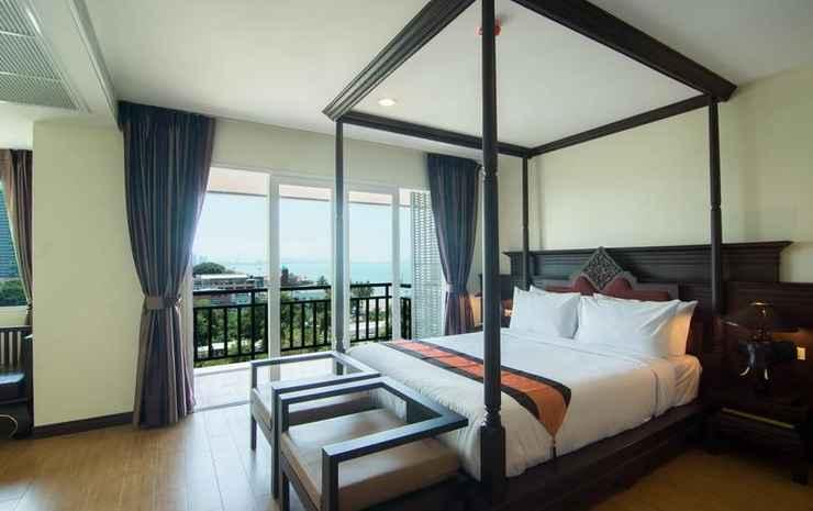 Royal Heritage Pavilion Jomtien Boutique Resort Chonburi - HERITAGE LUXURY SUITE