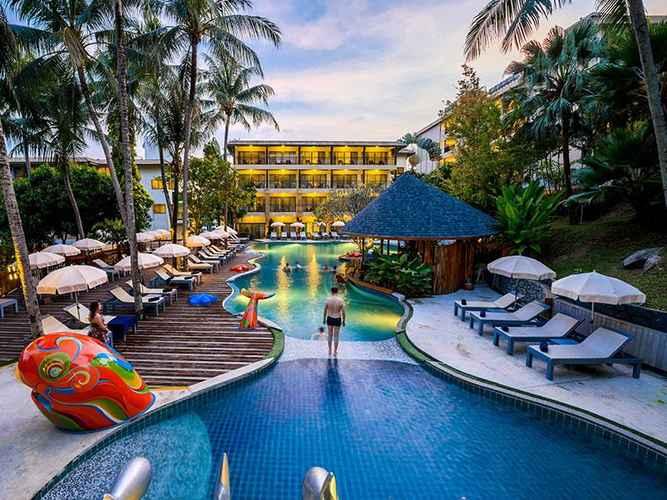SWIMMING_POOL Peach Hill Resort & Spa