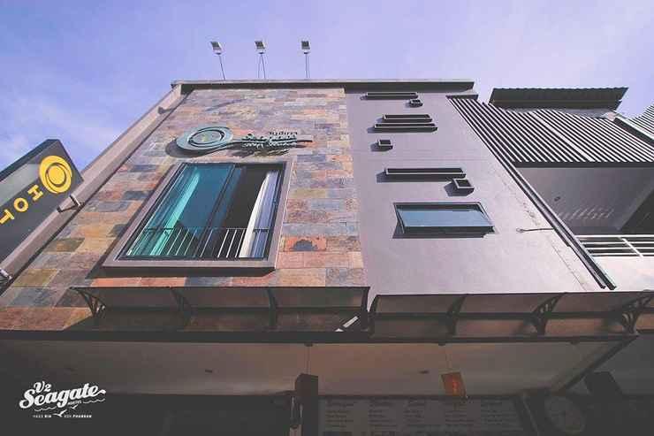 EXTERIOR_BUILDING V2 Seagate Hip Hotel-Hostel managed by Ivan