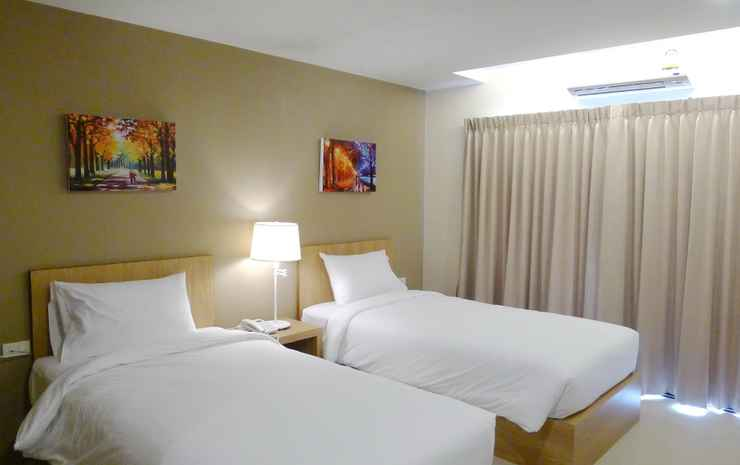 T5 Suites @ Pattaya Chonburi - Standard Twin Room