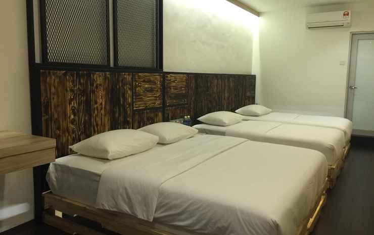 The Oikos Hotel Johor - Super Family Room