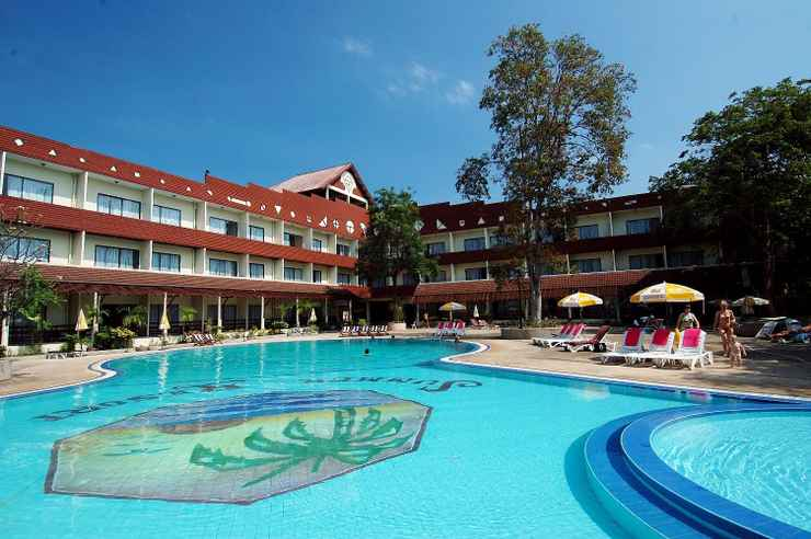 EXTERIOR_BUILDING The Pattaya Garden Hotel