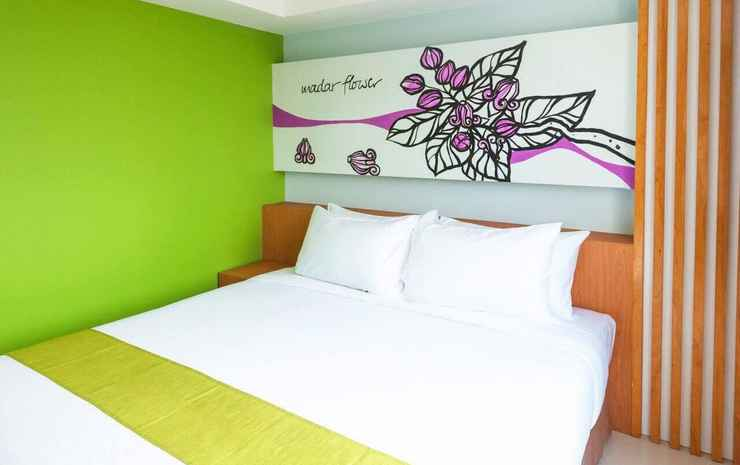 Patra Boutique Hotel Bangkok - Deluxe Room Only - Double Bed