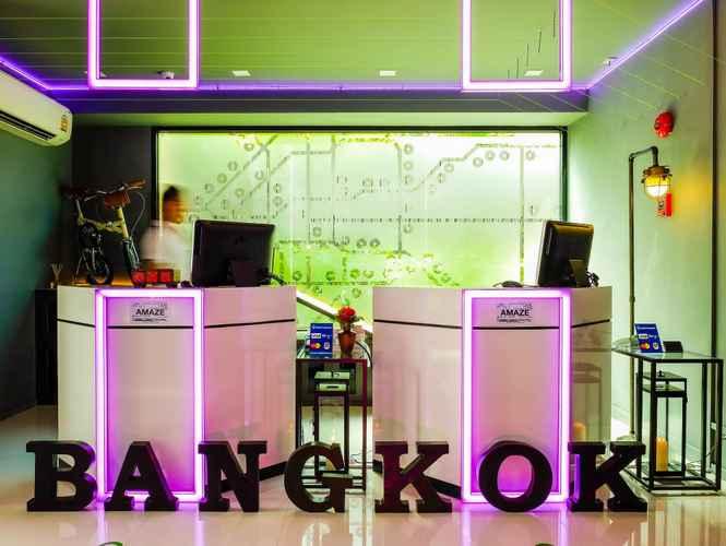 LOBBY Hotel Amaze Bangkok