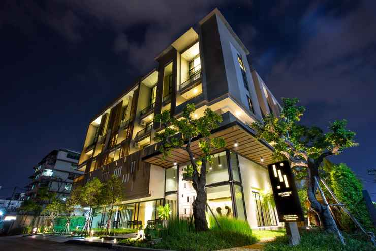 EXTERIOR_BUILDING Hyde Park Chiangmai