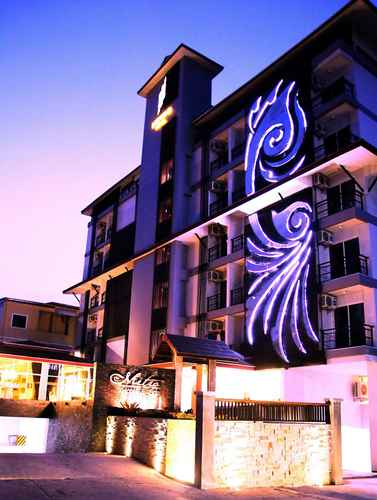 EXTERIOR_BUILDING Metro Hotel & Spa