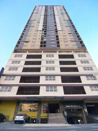 EXTERIOR_BUILDING Shaw Residenza Suites