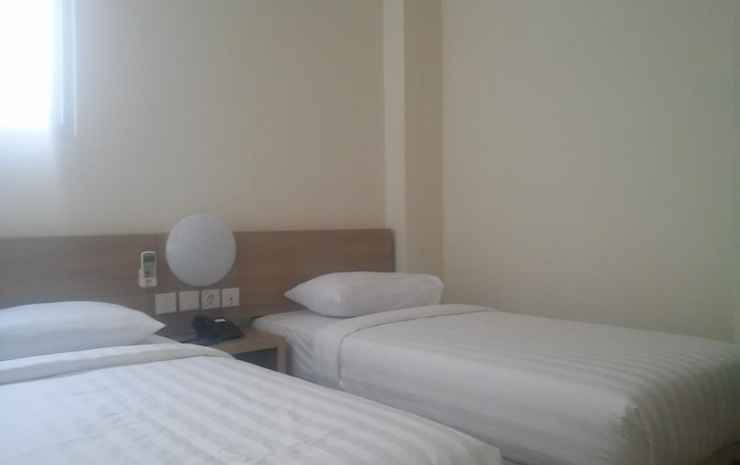 Msquare hotel  Palembang - Standard Twins