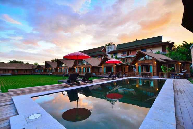 SWIMMING_POOL Rice Farm Villa
