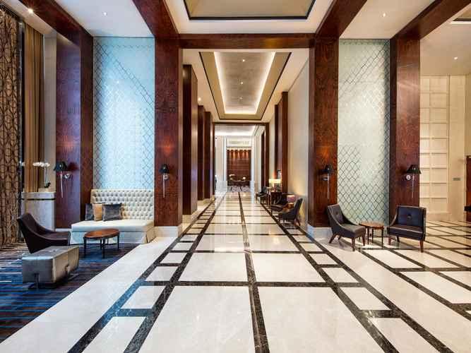 LOBBY Makati Diamond Residences