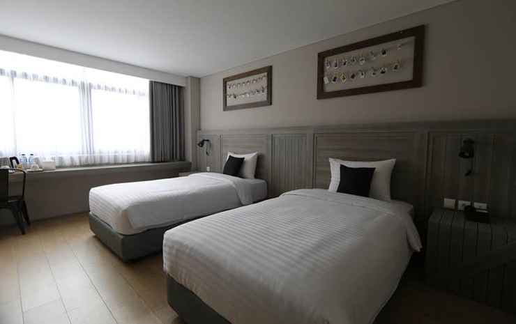 Beehive Boutique Hotel Bandung - Deluxe Twin Bed