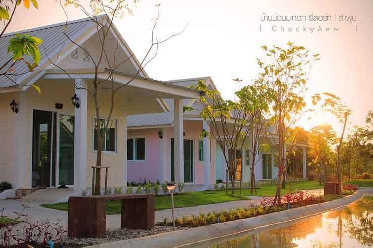 EXTERIOR_BUILDING บ้านม่อนมะกอกรีสอร์ท