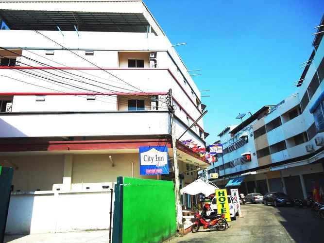 EXTERIOR_BUILDING City Inn Udon Thani