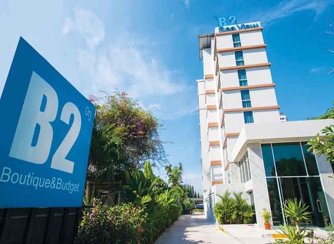 EXTERIOR_BUILDING B2 Sea View Pattaya Boutique & Budget Hotel