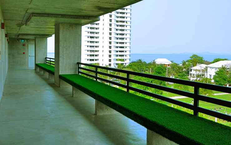 B2 Sea View Pattaya Boutique & Budget Hotel  Chonburi -