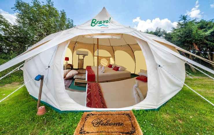 Bravo Adventure Glamourous Camping Sukabumi - Glamorous Camping Quard share (Shared Bathroom)