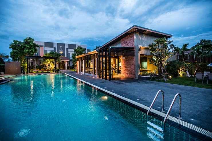 SWIMMING_POOL Cresco Hotel Buriram