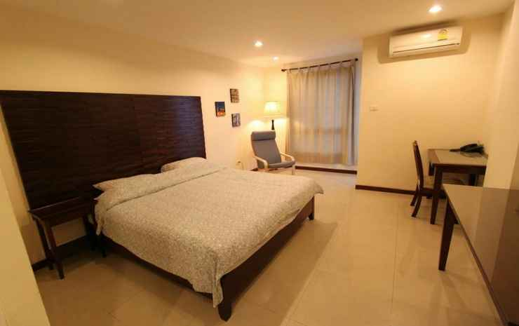 The Royal Bee Aparthotel Don Mueang International Airport Bangkok - Deluxe Double Room with Balcony