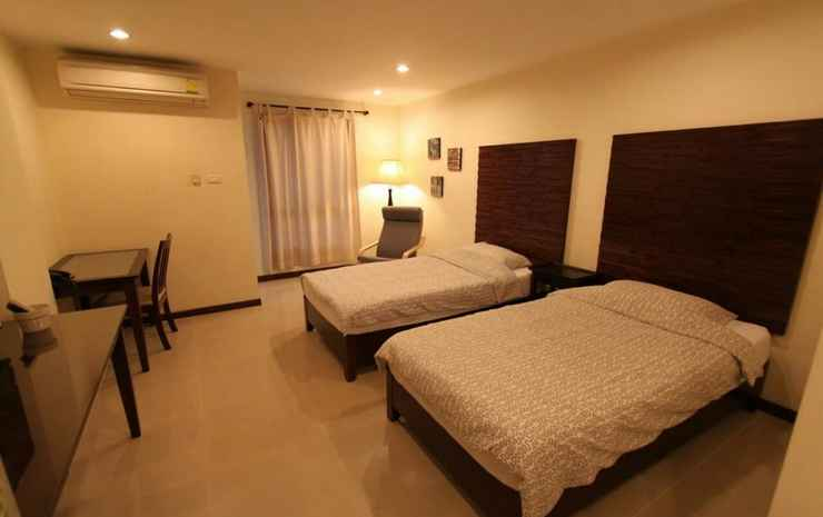 The Royal Bee Aparthotel Don Mueang International Airport Bangkok - Twin Room with Balcony