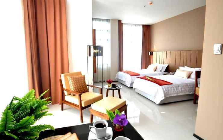 Grand Howard Hotel Bangkok - Corner Suite with breakfast