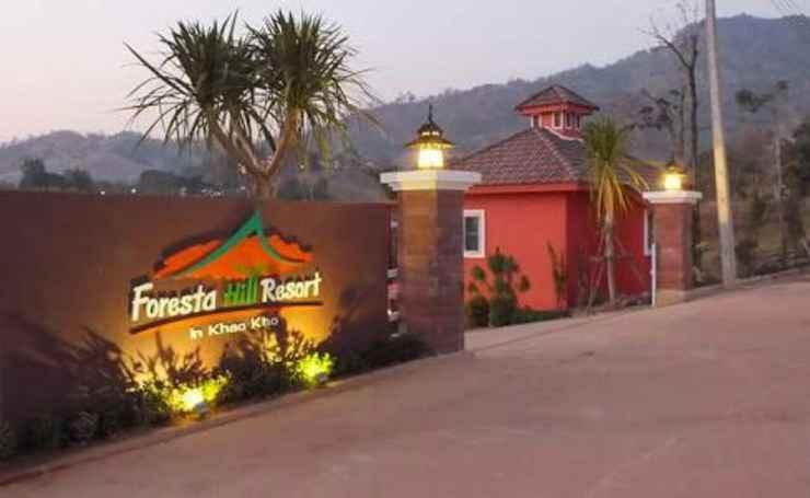 EXTERIOR_BUILDING Foresta Hill Resort