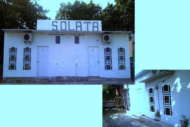 LOBBY Pari Solata Seaview Homestay