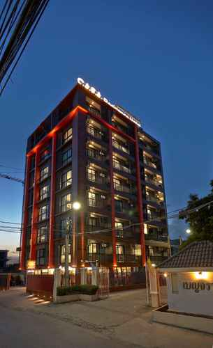 EXTERIOR_BUILDING Casa Residence Hotel