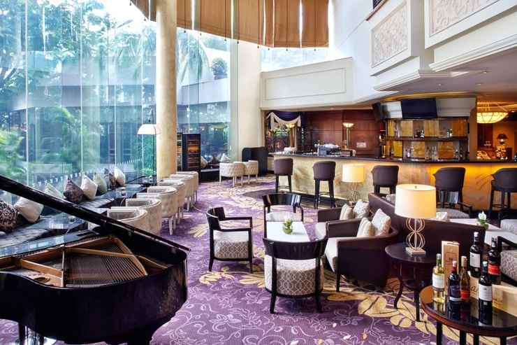 BAR_CAFE_LOUNGE JW Marriott Hotel Surabaya