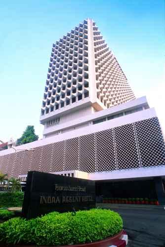 EXTERIOR_BUILDING Indra Regent Hotel Bangkok