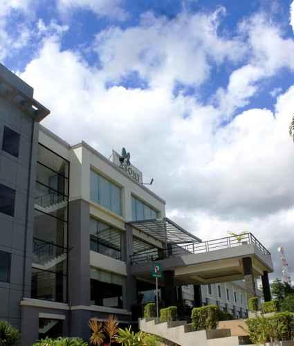 EXTERIOR_BUILDING Hotel Ebony Batulicin