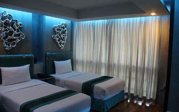 BLUTIQUE HOTEL Bangkok - DELUX TWIN