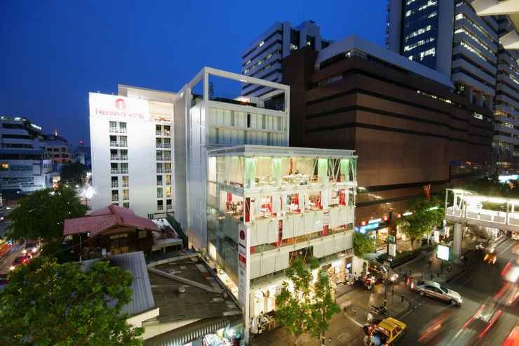 VIEW_ATTRACTIONS i Residence Hotel Silom