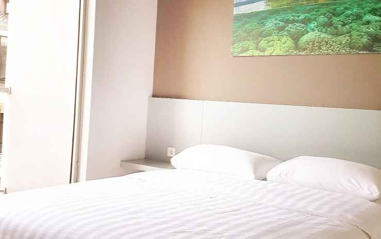 ANHA Pavilion Tangerang Selatan - Standard Double Bed