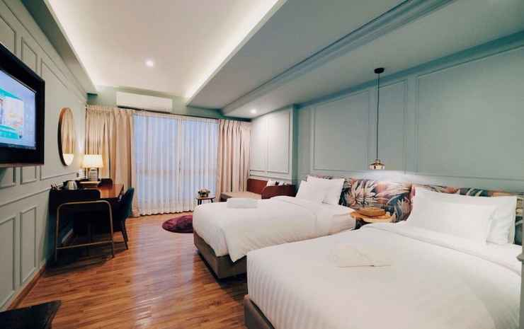 The Craft Nimman  Chiang Mai - Deluxe Twin Beds (Free Minibar)