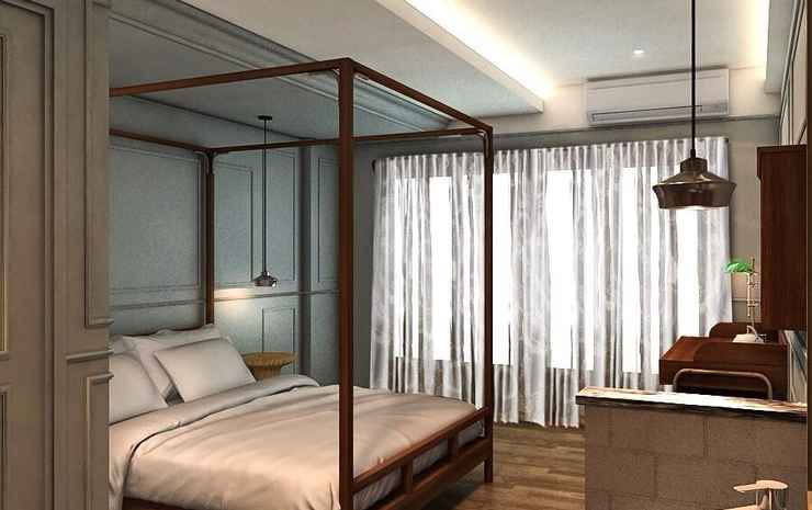 The Craft Nimman  Chiang Mai - Deluxe Double Room(Free Minibar)