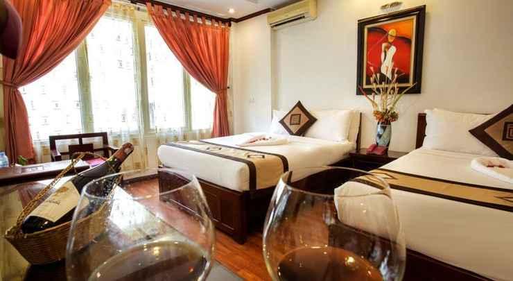 BEDROOM Khách sạn Aquarius Hà Nội