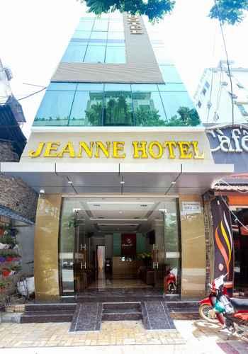 EXTERIOR_BUILDING Khách sạn Jeanne