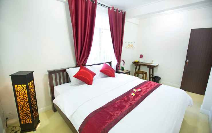 FU House Hostel Bangkok - Private Room with Private bathroom
