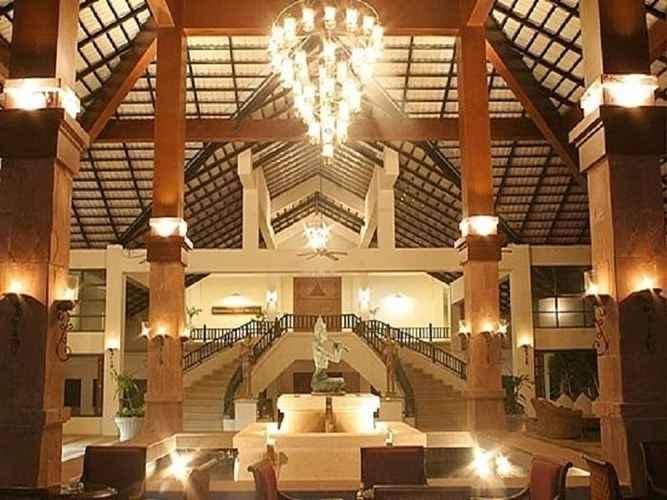 LOBBY Rajmagala Pavillion Beach Resort