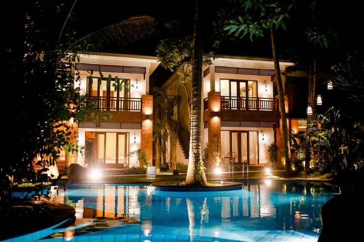 Green Bird Villa In Monkey Forest Gianyar Bali