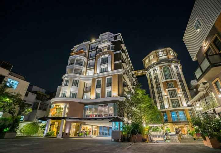 EXTERIOR_BUILDING Beyond Suite Hotel