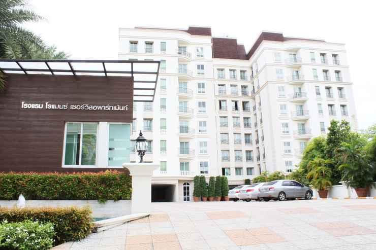 EXTERIOR_BUILDING Romance Hotel Bangna