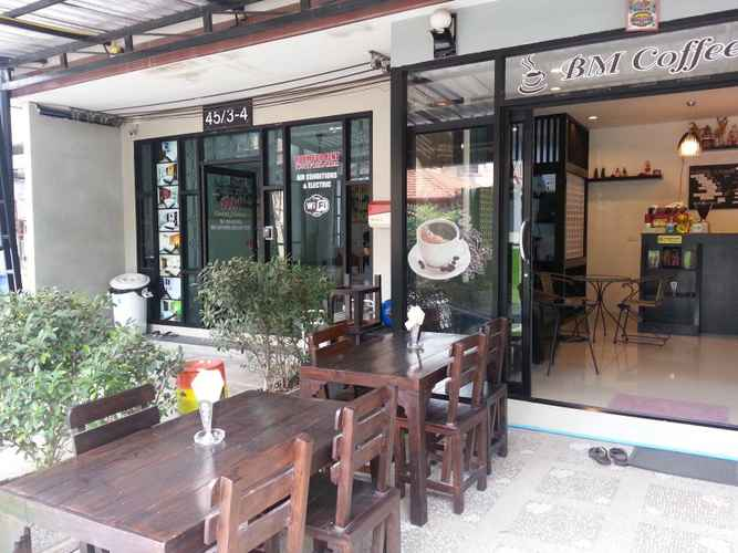 BAR_CAFE_LOUNGE Puding Lodge Guesthouse
