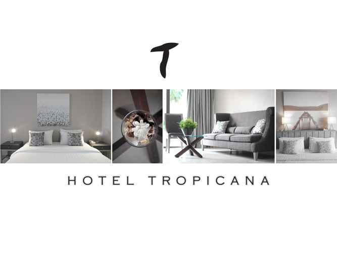 BEDROOM โรงแรม ทรอปิคาน่า พัทยา