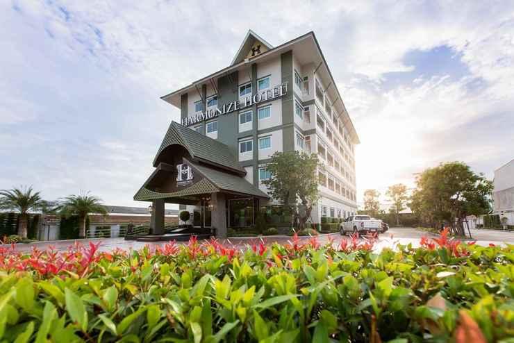 EXTERIOR_BUILDING Harmonize Hotel