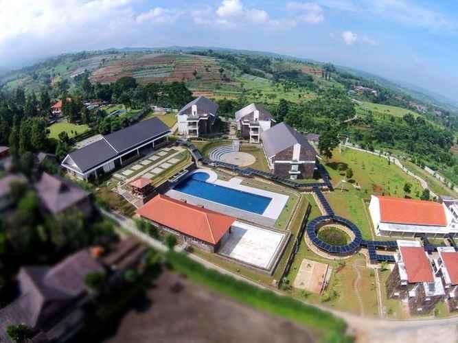 EXTERIOR_BUILDING Villa Bukit Pancawati