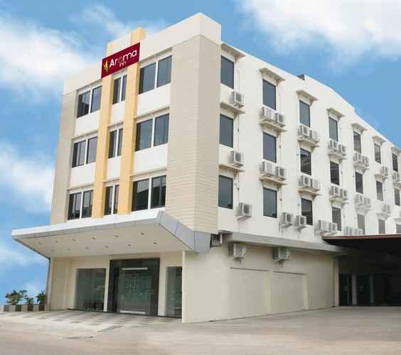 EXTERIOR_BUILDING Hotel Aroma Inn Pontianak