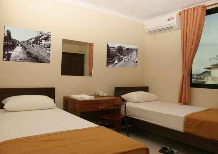 BEDROOM Hotel Aroma Inn Pontianak