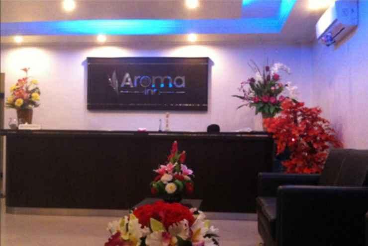 LOBBY Hotel Aroma Inn Pontianak